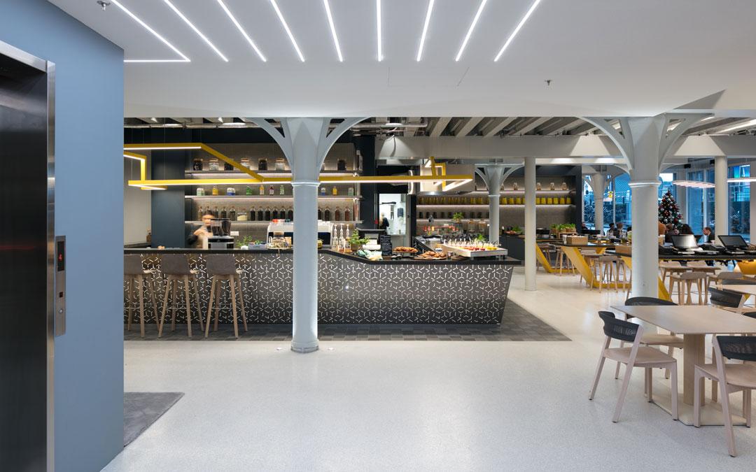 Fußboden Durabella Terrazzo – CBRE Designs