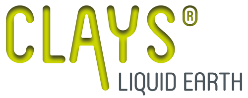 Logo Clays Liquid Earth