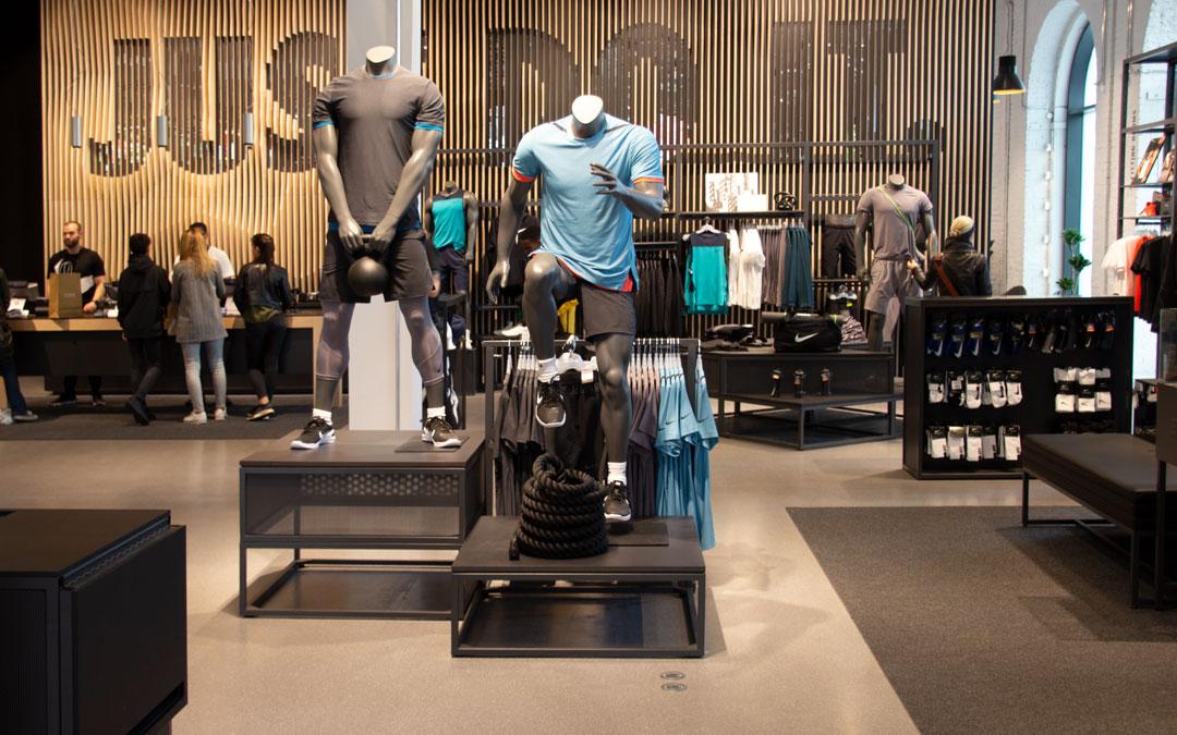 Durabella Terrazzo – Nike Store