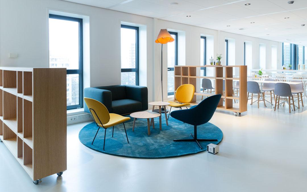 Durapure Fußboden – Büroraum