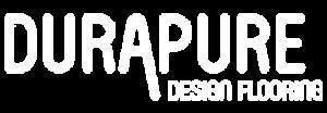 Durapure Logo in weiß